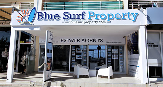 About Blue Surf Properties